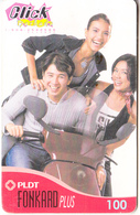 PHILIPPINES(chip) - Click Barcada 1, Chip GEM3.1, Exp.date 31/03/04, Used - Filippijnen