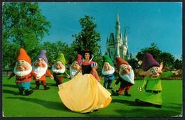 C6763 - Walt Disney World - Schneewittchen - Snow Wihte And The Seven Dwarfs - Disneyworld