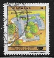 Botswana Scott # 444 Used Museum, 1988 - Botswana (1966-...)