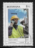 Botswana Scott # 472 Used Training, 1990 - Botswana (1966-...)
