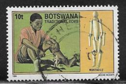 Botswana Scott # 562 Used Children's Toy, 1994 - Botswana (1966-...)