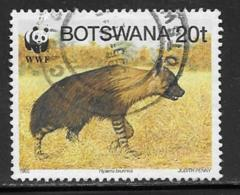 Botswana Scott # 586a Used Hyaena, 1995 - Botswana (1966-...)