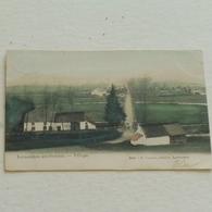 LAVACHERIE - Village (couleur) - Envoyée - - Sainte-Ode