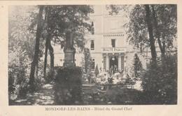 Mondorf Les Bains , Hôtel Du Grand Cerf  ,(Edit :  Schneitz - Roussy  ) - Mondorf-les-Bains