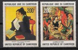 Cameroun - 1978 - Poste Aérienne PA N°Yv. 282 & 283 - Van Gogh / Dürer - Neuf Luxe ** / MNH / Postfrisch - Cameroon (1960-...)