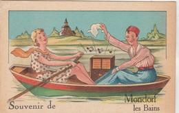Souvenir De Mondorf Les Bains - Mondorf-les-Bains