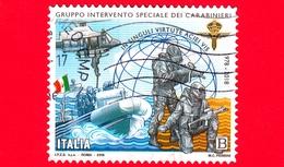 ITALIA - Usato - 2018 - 40 Anni Del Gruppo Intervento Speciale Dell'Arma Dei Carabinieri - GIS - B - 6. 1946-.. República