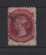 """AUSTRALIA..."""" SOUTH AUSTRALIA.""""....QUEEN VICTORIA..(1837-01)....2/-....SG86......USED.. - Oblitérés"""