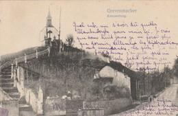Grevenmacher , Kreuzerberg ;( Editeur: S. Meyer - Schock  ,n° 93395 ) - Postales
