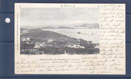 NOUVELLE CALEDONIE NOUMEA ENTREE DU PORT - New Caledonia