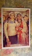 "USSR PROPAGANDA  Postcard - ""Women Delegats "" By Samokhvalov, 1973 - Russia"