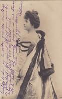 1903 CPA- GRANDJEAN. CIRCULEE URUGUAY, MONTEVIDEO- BLEUP - Artistes
