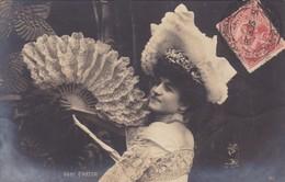1903 CPA- GOBY CARTER. CIRCULEE URUGUAY, MONTEVIDEO- BLEUP - Artistes
