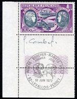 France Poste Aérienne N°47 Neuf ** Avec Signature Du Graveur, Qualité Superbe - 1960-.... Mint/hinged