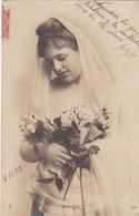 1903 CPA- DORBRECHT. CIRCULEE URUGUAY, MONTEVIDEO - BLEUP - Artistes