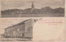 57 - BETTELAINVILLE POSTE LUTTANGE - 2 VUES - RESTAURANT MAYGARD - Other Municipalities