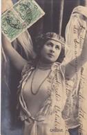 1903 CPA- CASSIVE. CIRCULEE URUGUAY, MONTEVIDEO- BLEUP - Artistes