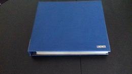 ALBUM XL POUR  CARTES POSTALES - LINDNER - Contenance 600 C.P.A.( Prix Neuf : 86,60 €.) - Matériel