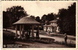 CPA AK Mondorf-les-Bains Grande Piscine LUXEMBURG (803845) - Bad Mondorf