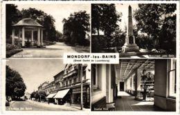 CPA AK Mondorf-les-Bains LUXEMBURG (803846) - Bad Mondorf