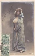 1903 CPA- DE CONTI. WALERY. CIRCULEE URUGUAY, MONTEVIDEO- BLEUP - Artistes