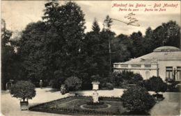 CPA AK Mondorf-les-Bains Bad Mondorf Partie Du Parc LUXEMBURG (803848) - Bad Mondorf