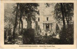 CPA AK Mondorf-les-Bains Hotel Du Grand Chef LUXEMBURG (803850) - Bad Mondorf
