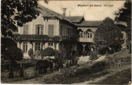 CPA AK Mondorf-les-Bains Kursaal LUXEMBURG (803851) - Bad Mondorf