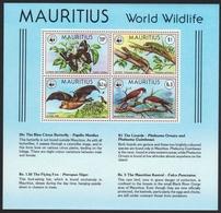 Mauritius 1978 - Mi-Nr. Block 8 ** - MNH - Wildtiere / Wild Animals - Mauritius (1968-...)