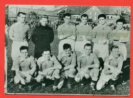 A.F.C. Boussu Bois S.C.- Afd. 3A Division - Fotochromo 7 X 5 Cm - Soccer