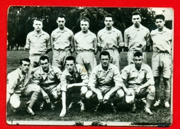 Olse Merksem - 1957-1958 - Afdeling III A - Fotochromo 7 X 5 Cm - Football