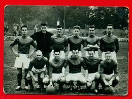A.S.Herstal - 1957-1958 - Afdeling III B - Fotochromo 7 X 5 Cm - Football