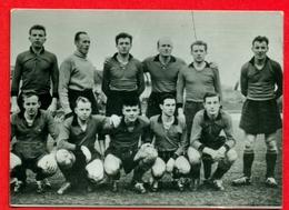 Izegem F.C. - Afd. 3 A - Fotochromo 7 X 5 Cm - Soccer