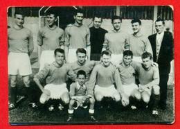 Voorwaarts Tienen - 1957-1958 - Afdeling III B - Fotochromo 7 X 5 Cm - Soccer