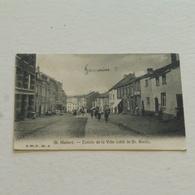 Saint-hubert - Entrée De La Ville (côté De St Roch) - Envoyée - Saint-Hubert