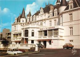 ARCACHON  Casino De La Plage LA CARAVELLE   33 (scan Recto Verso)MG2816 - Arcachon