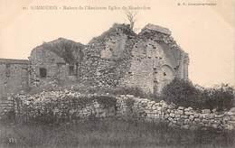 SOMMIERES - Ruines De L'Ancienne Eglise De Montredon - Très Bon état - Sommières