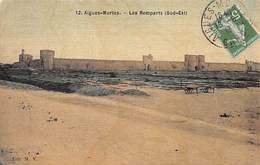 AIGUES MORTES - Les Remparts - Très Bon état - Aigues-Mortes