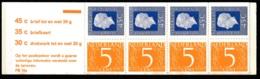 Postzegelboekje NL PB16a See Description - Carnets