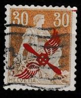 Switzerland, Helvetia 1919-1920 Yt. A1 Mi. 152.  FALSCH/FAUX? - Luftpost