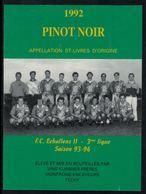 Pinot-Noir1992, F.C. Echallens II 3ème Ligue, Saison 1993-1994 - Football