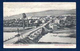 Poupehan Sur Semois (Bouillon). Panorama Et Pont Sur La Semois - Bouillon