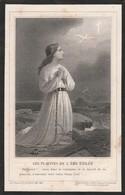 Louise Emerence Dandoy-jodoigne 1900 - Devotion Images
