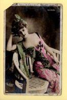 DORGERE - Artiste 1900 - Femme (Variétés) - Photo Reutlinger Paris (voir Scan Recto/verso) - Artistes