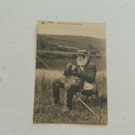 VRESSE SUR SEMOIS - Le Plus Vieux Pêcheur De La Semois - Non Envoyée - Vresse-sur-Semois