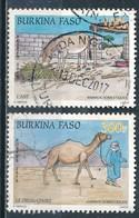 °°° BURKINA FASO - Y&T N°1376/78 - 2011 °°° - Burkina Faso (1984-...)