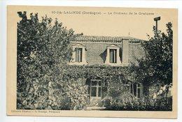 Lalinde Le Château De La Gratusse - France