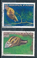 °°° BURKINA FASO - Y&T N°1245/47 - 2000 °°° - Burkina Faso (1984-...)