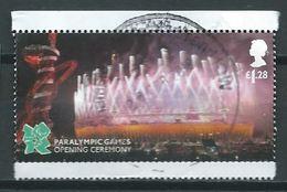 GROSSBRITANNIEN GRANDE BRETAGNE GB 2012 FROM M/S OLYMPIC GAMES OPENING CEREMONY  £1.28 SG 3406D MI 3365 YT 3757 SC 3045D - 1952-.... (Elizabeth II)