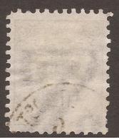 """AUSTRIA / BOSNIA. 1891-94/5. 20kr GREEN WITH """"Z"""" WATERMARK FROM ZEITUNG MARKEN PAPER. USED. - Gebraucht"""